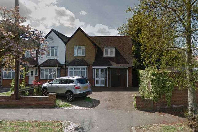 Thumbnail Semi-detached house to rent in Lynwood Avenue, Langley, Slough