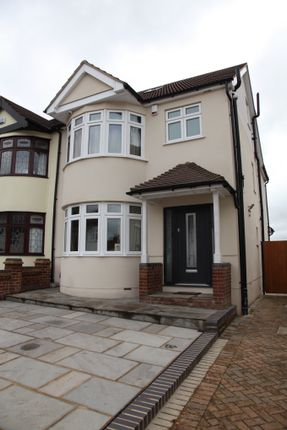 Thumbnail Semi-detached house for sale in Cecil Avenue, Hornchurch