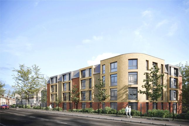 1 bed flat for sale in Cassio Green, Watford, Hertfordshire WD18