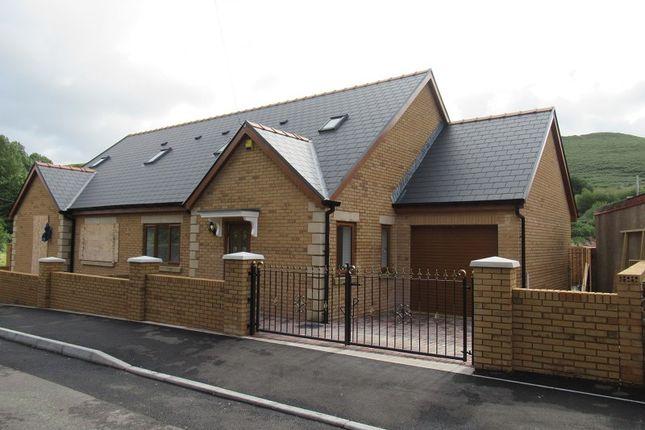 Thumbnail Semi-detached house for sale in Bangor Terrace, Maesteg, Bridgend.