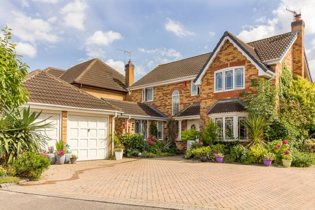 Thumbnail Detached house for sale in Charles Dickens Close, Droitwich, Worcestershire