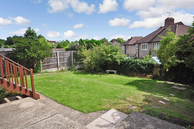 Rear Garden of Vermont Road, Sutton, Surrey SM1