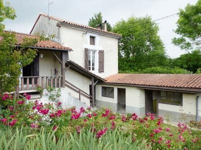 Thumbnail Property for sale in Nersac, Charente, France