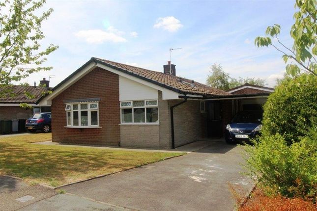 Thumbnail Bungalow to rent in Gonville Avenue, Sutton, Macclesfield