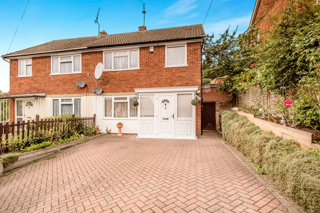 Thumbnail Semi-detached house for sale in Baring Road, High Wycombe
