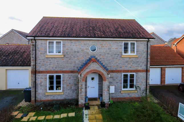 Thumbnail Detached house for sale in Barleycorn, Cranbrook, Exeter