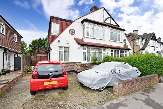 Thumbnail Semi-detached house for sale in Ash Tree Way, Shirley, Croydon, Surrey