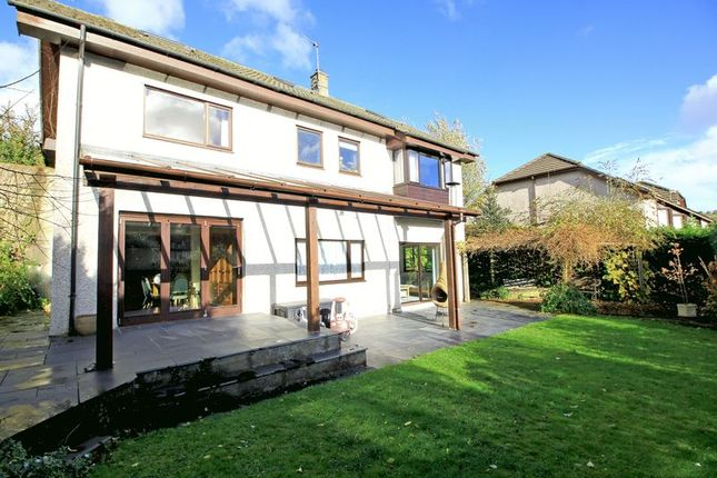 Thumbnail Detached house for sale in Burley Close, Truro
