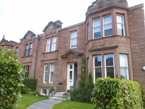 Thumbnail Flat to rent in Arnwood Drive, Kelvinside, Glasgow