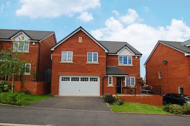 Thumbnail Detached house for sale in Buckthorn Lane, Blackburn