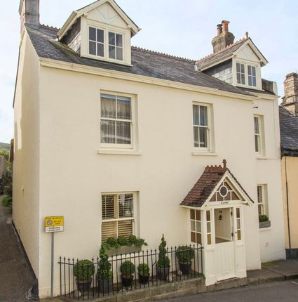 Thumbnail Terraced house for sale in Mill Street, Chagford, Newton Abbot