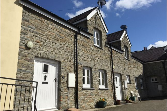 Thumbnail Mews house to rent in Royal Oak Mews, Lampeter