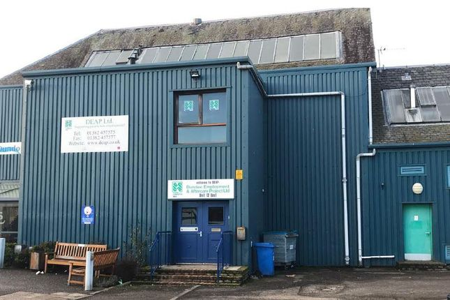 Thumbnail Office to let in Suite 12E Manhattan Works, Dundonald Street, Dundee