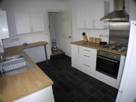 Thumbnail Terraced house to rent in Strover Street, Gillingham
