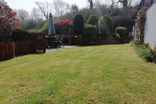 Garden of Ocean View, Pendine, Carmarthen SA33