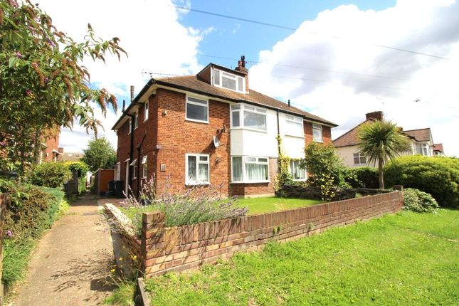 Thumbnail Flat to rent in Worton Road, Isleworth
