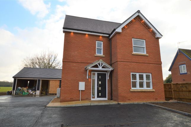 Thumbnail Detached house for sale in Bromley Road, Ardleigh, Colchester