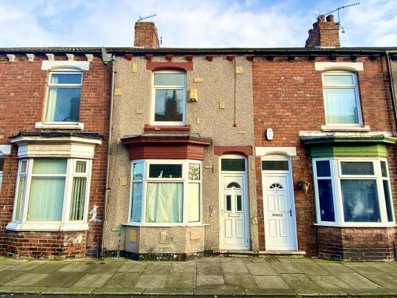 Front of Ryedale Street, Middlesbrough, North Yorkshire TS3