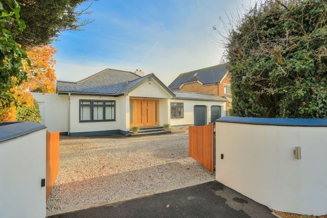 Thumbnail Bungalow for sale in Watford Road, St. Albans