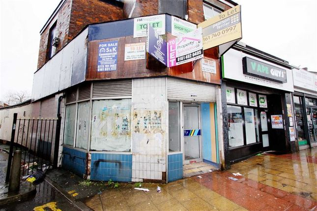 Thumbnail Property to rent in Union Terrace, Bury Old Road, Salford