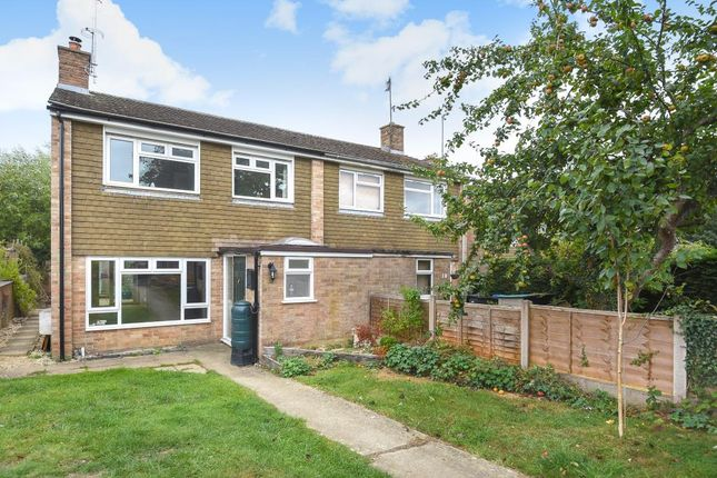 Thumbnail Semi-detached house to rent in Ladywell Close, North Leigh