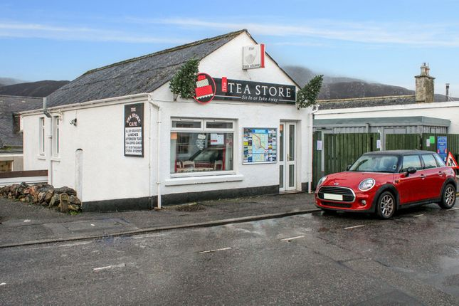 Thumbnail Restaurant/cafe for sale in Leasehold - The Tea Store Café, 27 Argyle Street, Ullapool