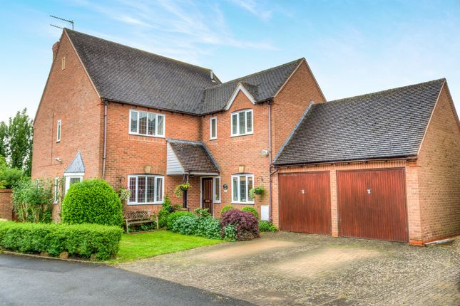 Thumbnail Detached house for sale in Jacksons Orchard, Long Marston, Stratford-Upon-Avon