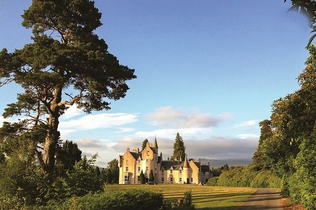 Thumbnail Country house for sale in Dall Estate, Perth And Kinross