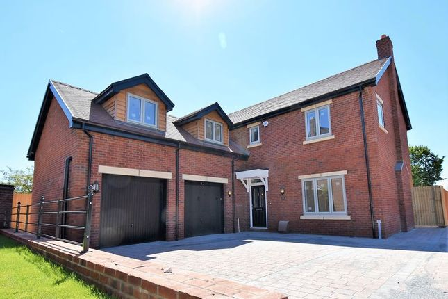 Thumbnail Detached house for sale in Rodington Fields, Rodington, Shrewsbury