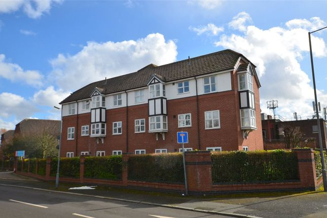 Flat for sale in Burroughs Gardens, Liverpool
