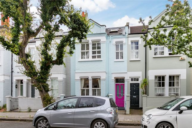 Thumbnail Terraced house for sale in Allestree Road, Munster Village, Fulham, London