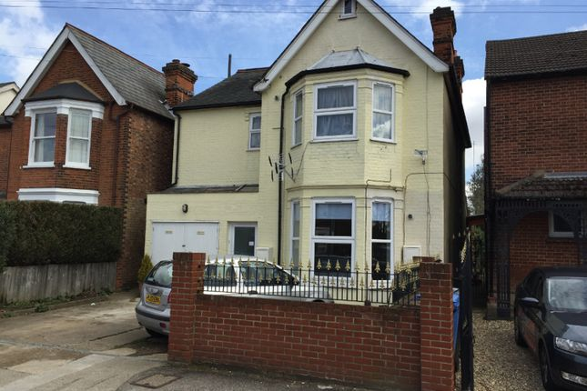 Thumbnail Flat to rent in Hatfield Road, Ipswich
