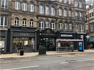 Thumbnail Retail premises to let in 15, Boar Lane, Leeds, West Yorkshire