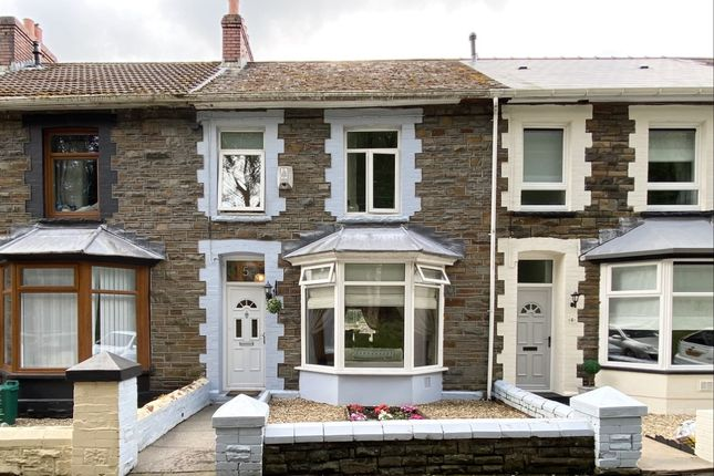 Thumbnail Terraced house for sale in Station Terrace, Aberdare, Mid Glamorgan