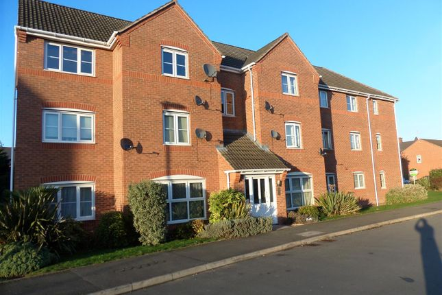 Thumbnail Flat for sale in Under Offer - Firedrake Croft, Stoke, Coventry
