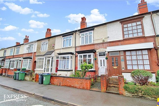 Thumbnail Terraced house for sale in Grange Road, Smethwick, West Midlands