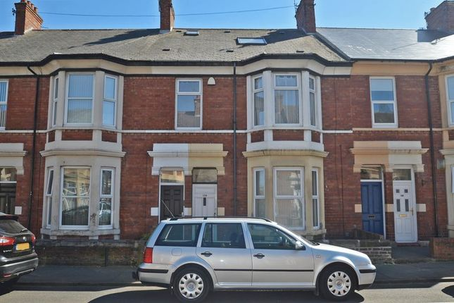 Thumbnail Flat to rent in Trevor Terrace, North Shields