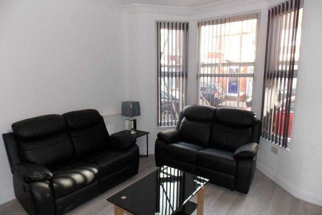 Thumbnail Terraced house to rent in Ampthill Road, Aigburth, Liverpool