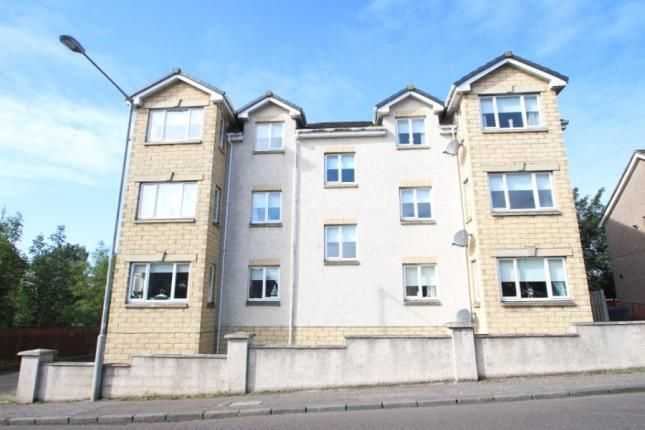 Thumbnail Flat for sale in Commonside Street, Airdrie