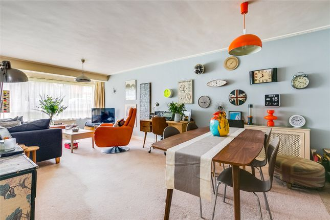 Thumbnail Flat for sale in Beechworth, Willesden Lane, London