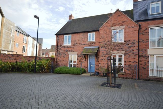 4 bed terraced house for sale in Caxton Close, Lawley Village, Telford