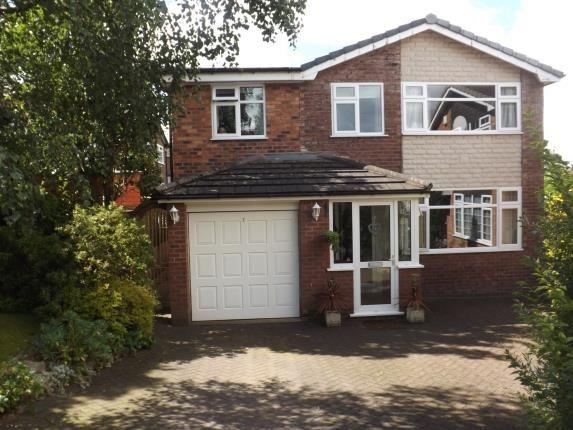 Thumbnail Detached house for sale in Warren Road, Appleton, Warrington, Cheshire