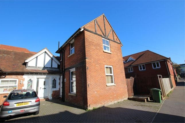 Thumbnail Semi-detached house for sale in Springfield Valley, St Leonards-On-Sea, East Sussex