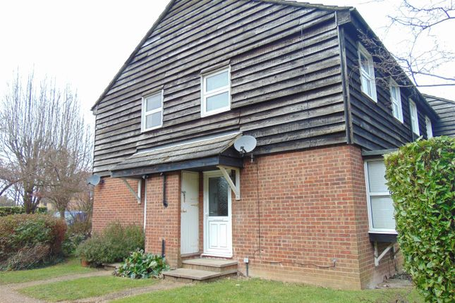 Thumbnail End terrace house to rent in Simpson Close, Maidenhead