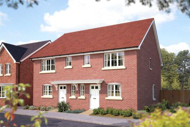 Thumbnail End terrace house for sale in Hatchwood Mill, Sindlesham, Winnersh, Berkshire