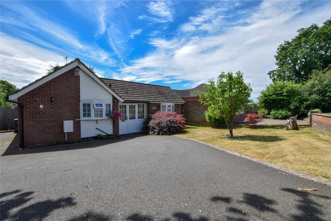 Thumbnail Detached bungalow for sale in Toms Lane, Kings Langley, Hertfordshire