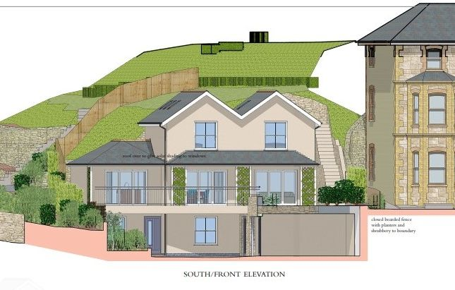 Thumbnail Land for sale in Madeira Road, Ventnor