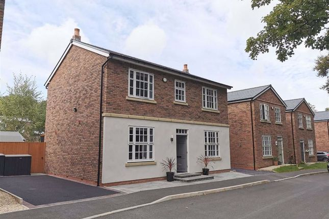 Thumbnail Detached house for sale in The Close, Well Street, Holywell, Flintshire