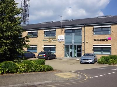 Thumbnail Business park for sale in Unit 11 Prisma Park, Berrington Way, Basingstoke, Hampshire
