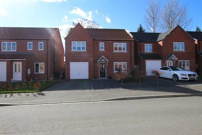 Thumbnail Detached house for sale in 4 Nursery Way, Norton, Malton